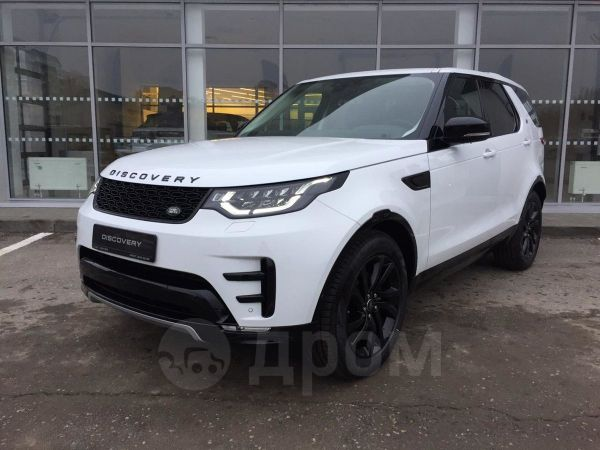 Land Rover Discovery, 2019 год, 5 523 000 руб.