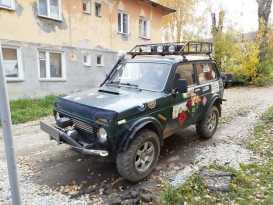 Екатеринбург 4x4 2121 Нива 1999