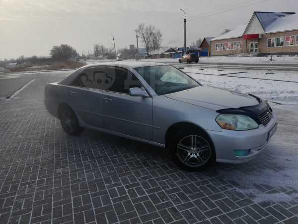 Toyota Mark II, 2001 год, 305 000 руб.