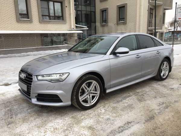 Audi A6, 2017 год, 2 150 000 руб.