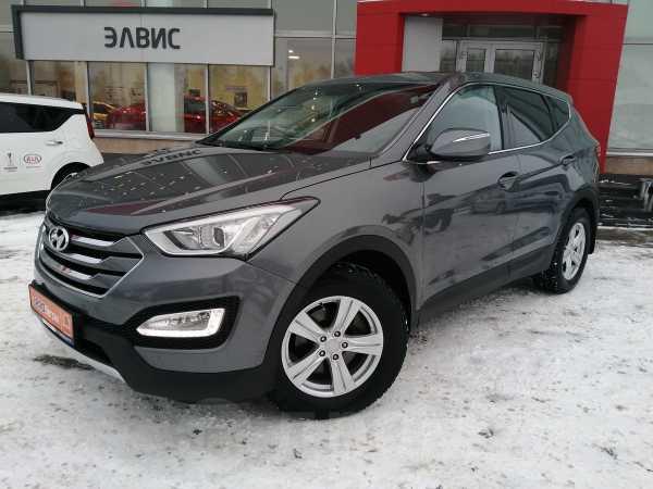 Hyundai Santa Fe, 2014 год, 1 190 000 руб.