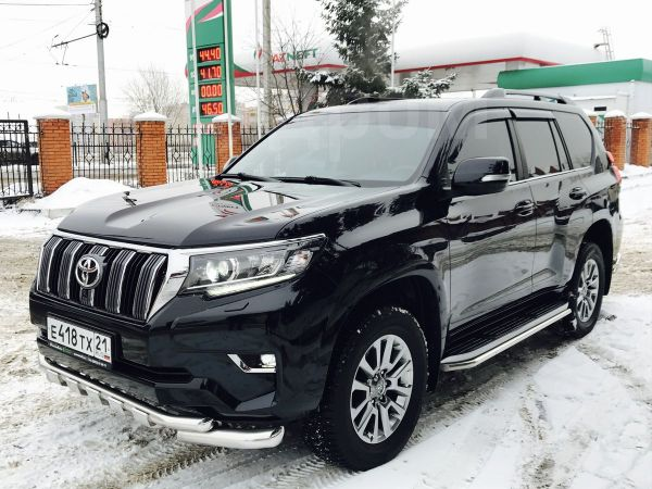Toyota Land Cruiser Prado, 2017 год, 2 700 000 руб.
