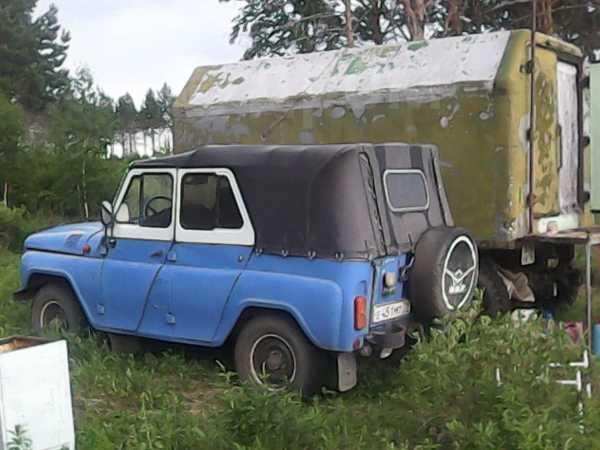 УАЗ 3151, 1993 год, 180 000 руб.