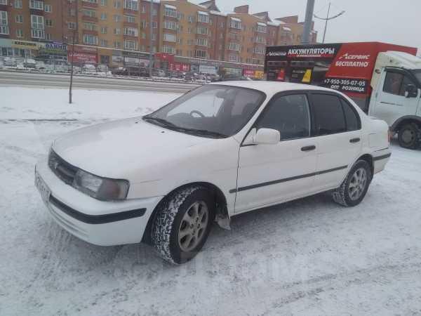 Toyota Tercel, 1992 год, 105 000 руб.