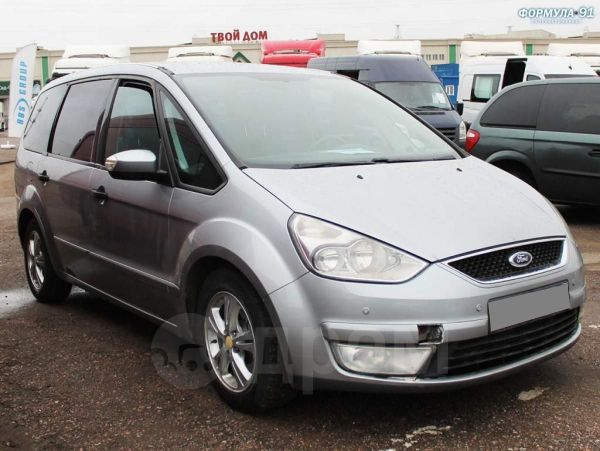 Ford Galaxy, 2007 год, 485 000 руб.