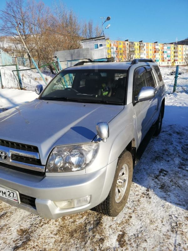 Toyota Hilux Surf, 2005 год, 1 120 000 руб.
