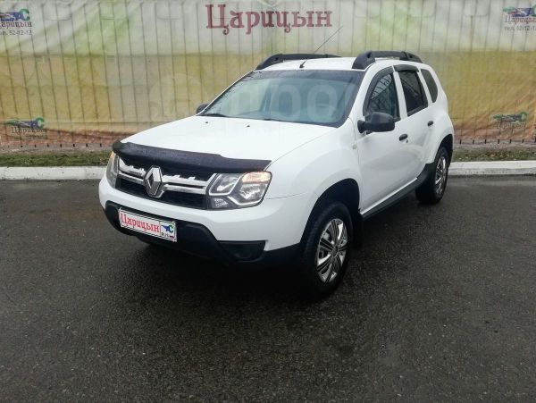 Renault Duster, 2016 год, 595 000 руб.