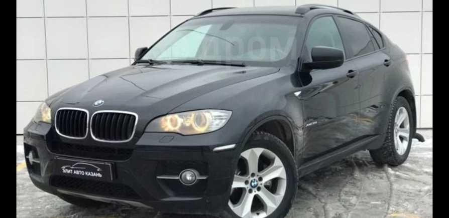 BMW X6, 2010 год, 1 190 000 руб.