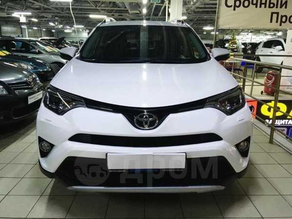 Toyota RAV4, 2016 год, 1 429 000 руб.