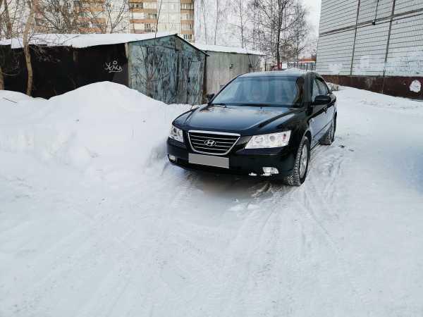 Hyundai Sonata, 2010 год, 500 000 руб.