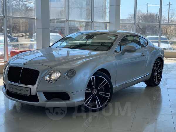 Bentley Continental GT, 2012 год, 4 000 000 руб.