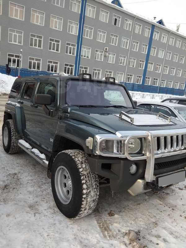 Hummer H3, 2008 год, 1 250 000 руб.