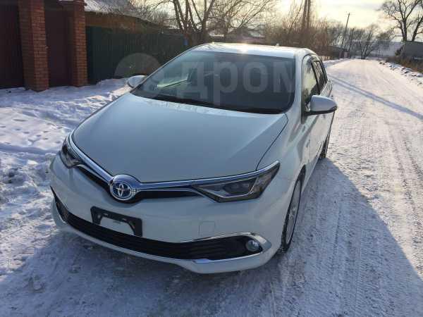 Toyota Auris, 2016 год, 955 000 руб.