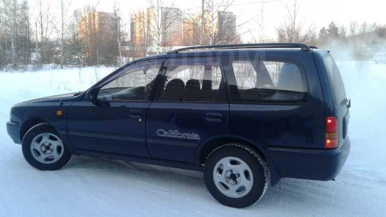 Nissan Sunny California, 1992 год, 150 000 руб.