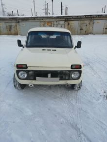 Челябинск 4x4 2121 Нива 1990
