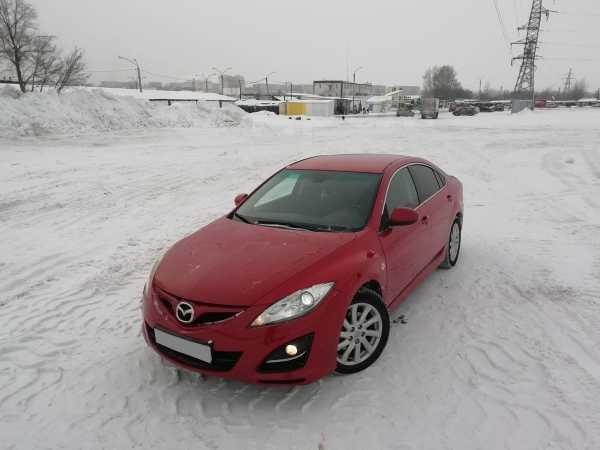 Mazda Mazda6, 2010 год, 630 000 руб.
