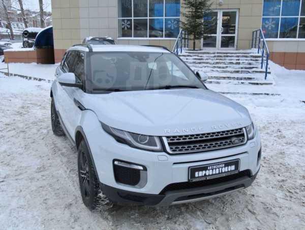 Land Rover Range Rover Evoque, 2016 год, 1 400 000 руб.