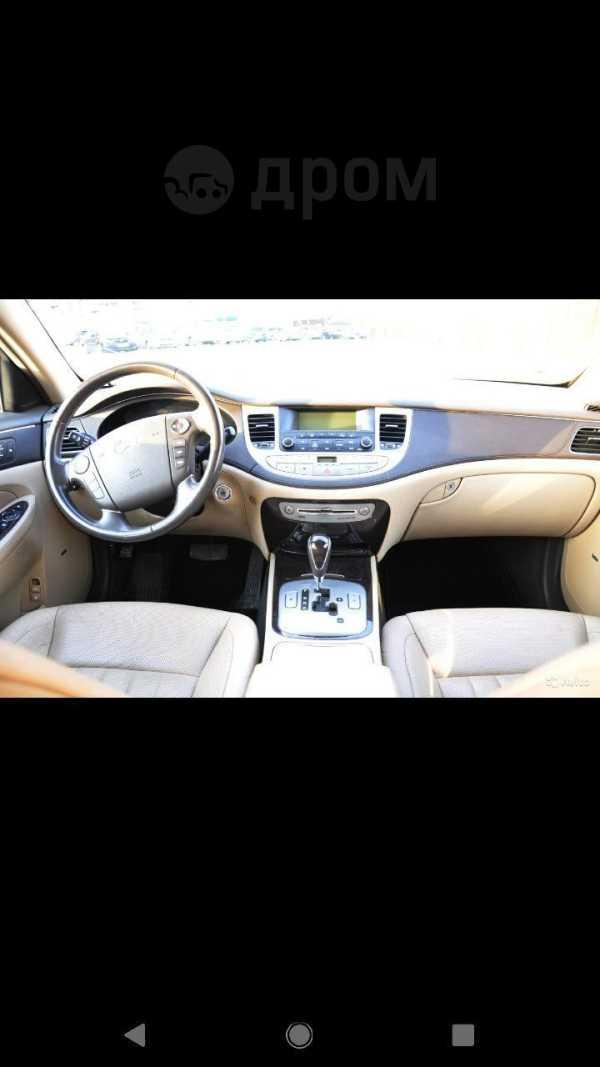 Hyundai Genesis, 2008 год, 679 000 руб.