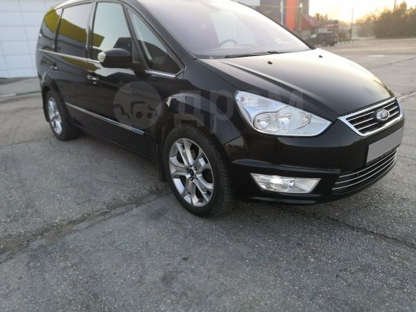 Ford Galaxy, 2010 год, 750 000 руб.