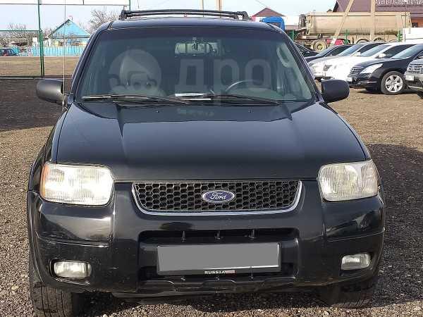 Ford Escape, 2002 год, 299 000 руб.