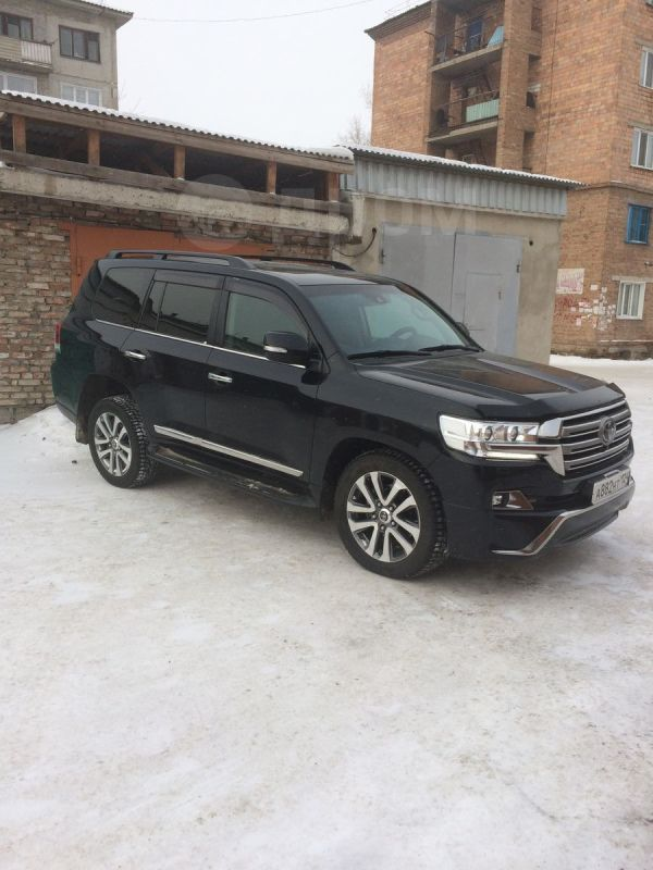 Toyota Land Cruiser, 2016 год, 4 500 000 руб.