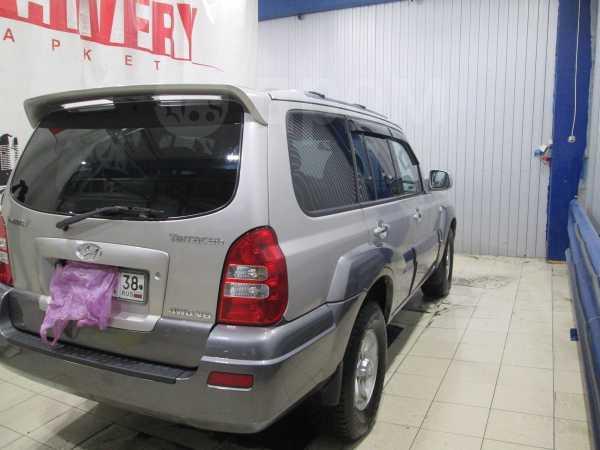 Hyundai Terracan, 2005 год, 550 000 руб.