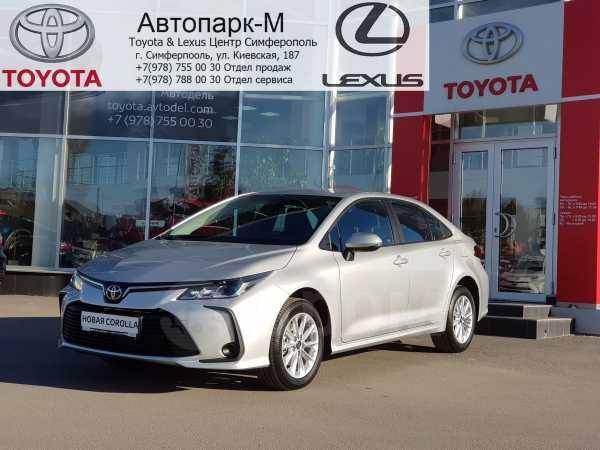 Toyota Corolla, 2019 год, 1 522 780 руб.