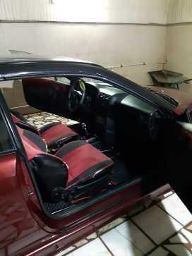 Прохладный Opel Calibra 1991
