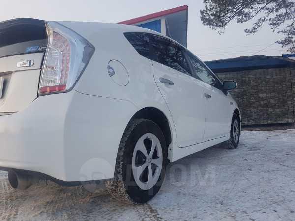 Toyota Prius PHV, 2012 год, 950 000 руб.