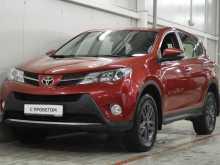 Новый Уренгой Toyota RAV4 2013