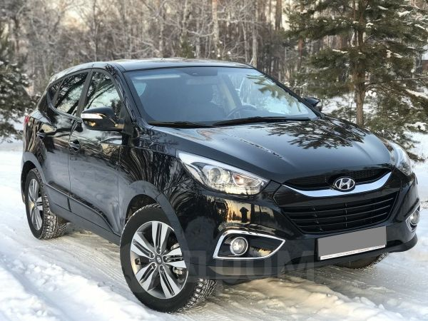 Hyundai ix35, 2014 год, 947 000 руб.
