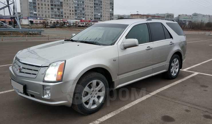 Cadillac SRX, 2007 год, 540 000 руб.
