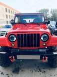 Jeep Wrangler, 1999 год, 988 888 руб.