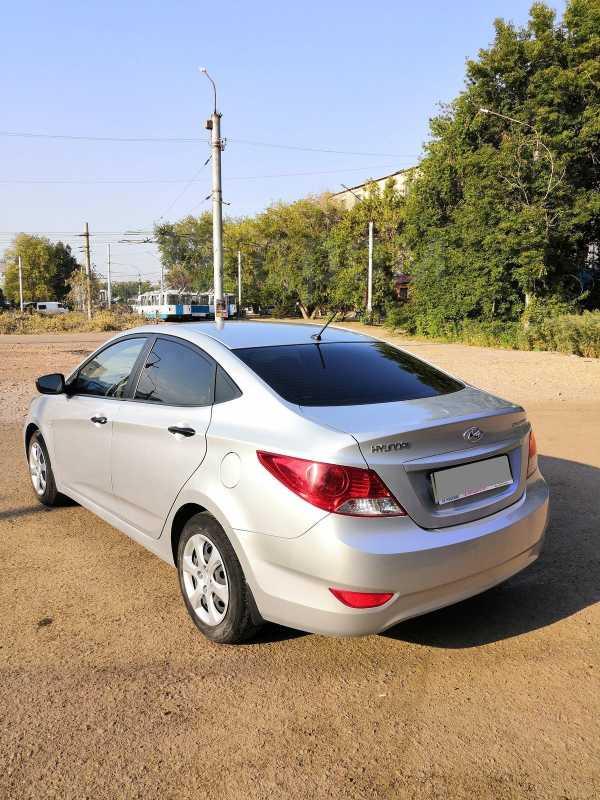 Hyundai Solaris, 2011 год, 399 999 руб.