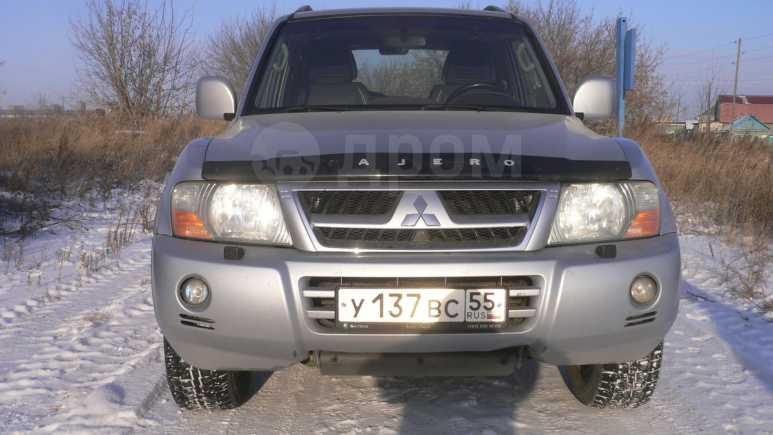 Mitsubishi Pajero, 2005 год, 570 000 руб.