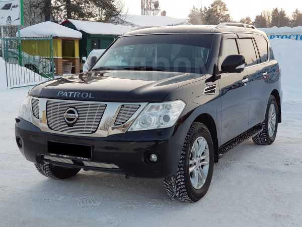 Nissan Patrol, 2011 год, 1 520 000 руб.