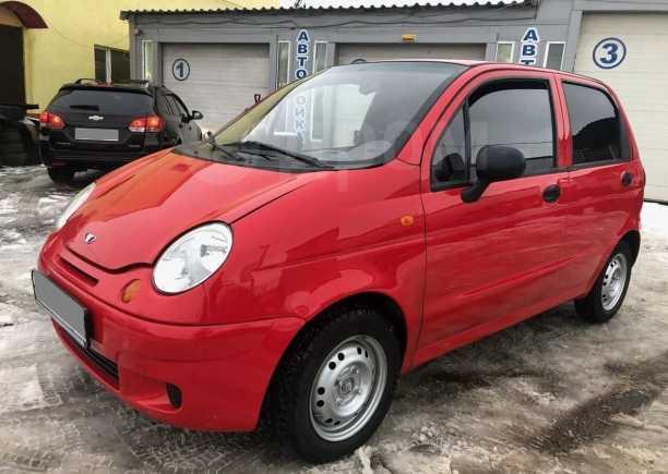 Daewoo Matiz, 2011 год, 143 000 руб.