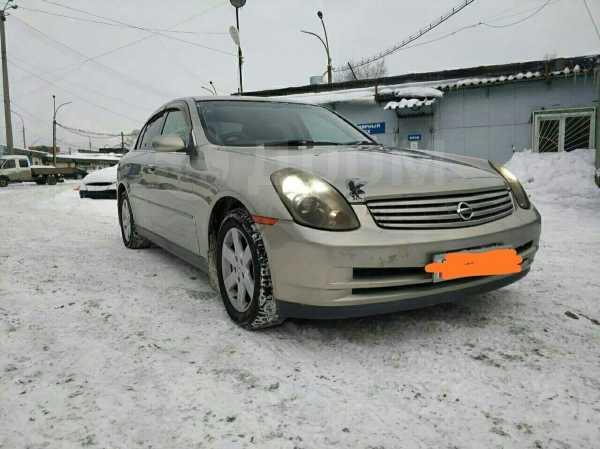 Nissan Skyline, 2002 год, 324 000 руб.