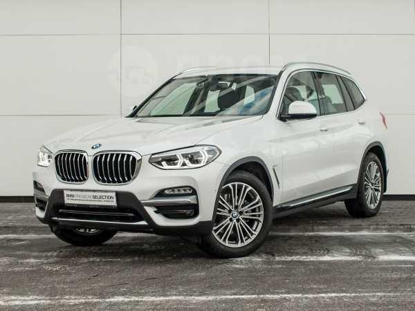 BMW X3, 2019 год, 2 990 000 руб.