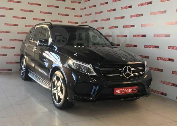 Mercedes-Benz GLE, 2017 год, 4 100 000 руб.