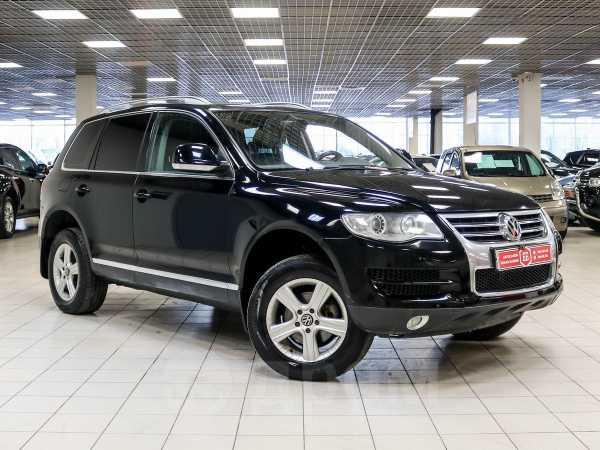Volkswagen Touareg, 2008 год, 649 900 руб.