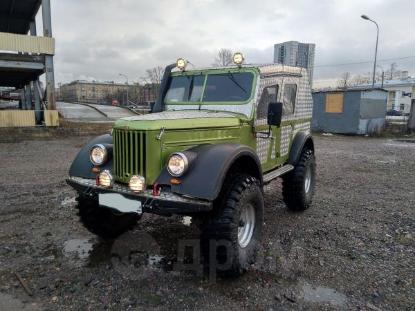 ГАЗ 69, 1970 год, 375 000 руб.