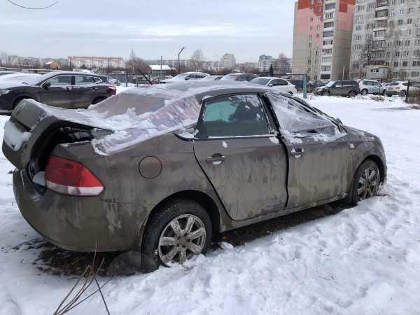 Volkswagen Polo, 2014 год, 135 000 руб.
