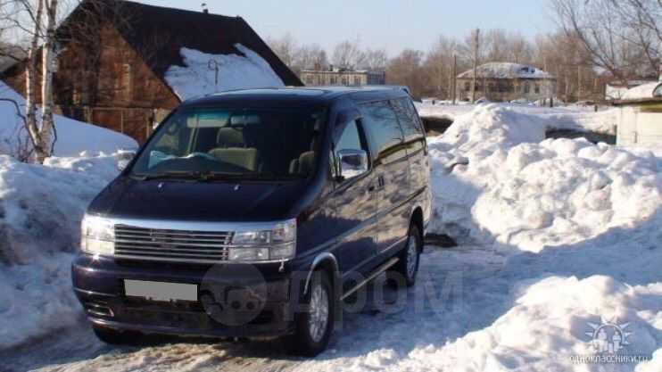 Nissan Elgrand, 1997 год, 499 000 руб.