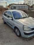 Renault Clio, 2002 год, 140 000 руб.