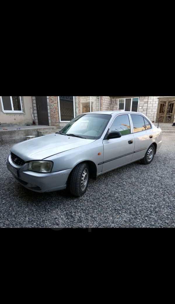 Hyundai Accent, 2004 год, 155 000 руб.
