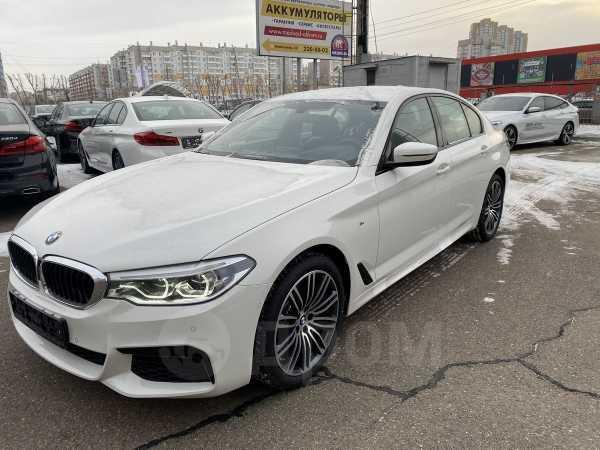 BMW 5-Series, 2019 год, 4 345 680 руб.