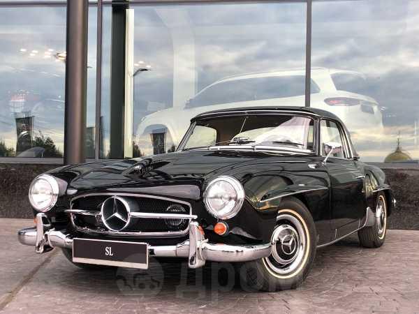 Mercedes-Benz SL-Class, 1960 год, 21 000 000 руб.
