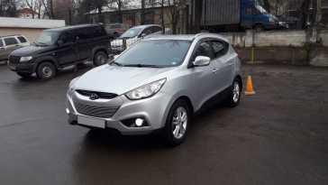 Рязань Hyundai ix35 2011