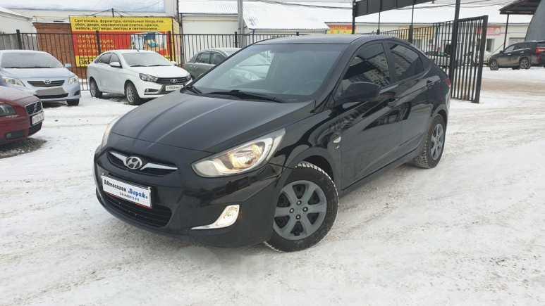 Hyundai Solaris, 2014 год, 449 000 руб.